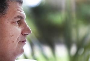 O ministro da Secretaria-Geral da Presidência, Gustavo Bebianno 08/10/2018 Foto: Marcos Ramos / Agência O Globo