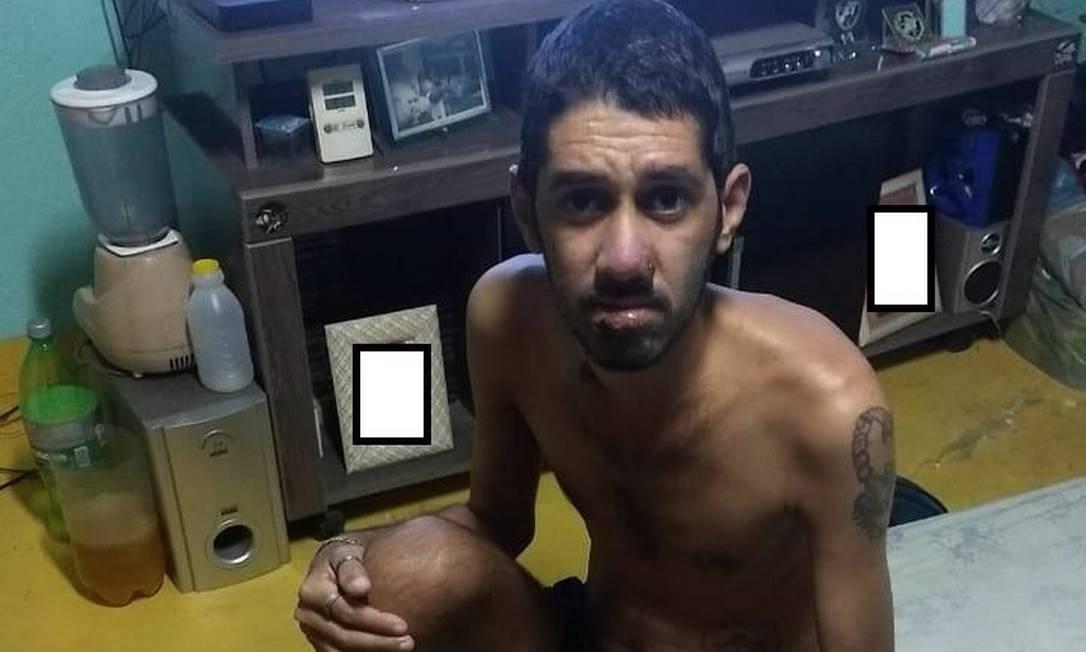 Suspeito foi preso nesta sexta-feira, em Duque de Caxias Foto: Divulgação