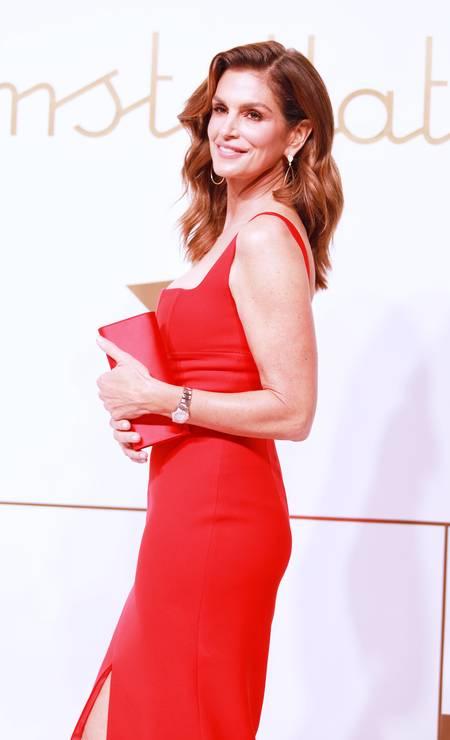 Cindy Crawford: lenda da moda Foto: VCG / VCG via Getty Images