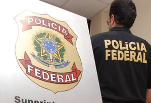Polícia Federal de MG descobriu que possível candidata laranja do PSL está no exterior Foto: Juliano Carlos / Agência O Globo