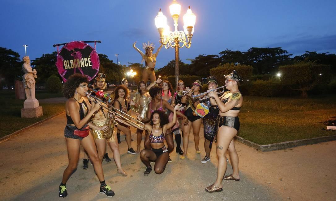 Bloconcé foi criado em setembro do ano passado Foto: Domingos Peixoto / Agência O Globo