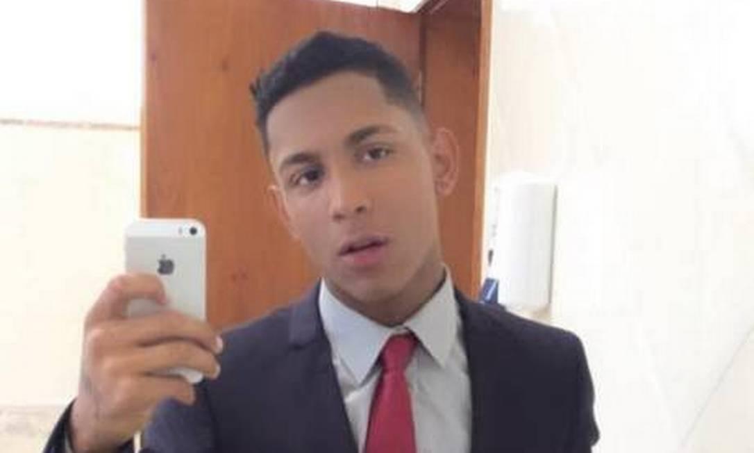 Pedro foi morto em supermercado por um segurança do estabelecimento Foto: Reprodução