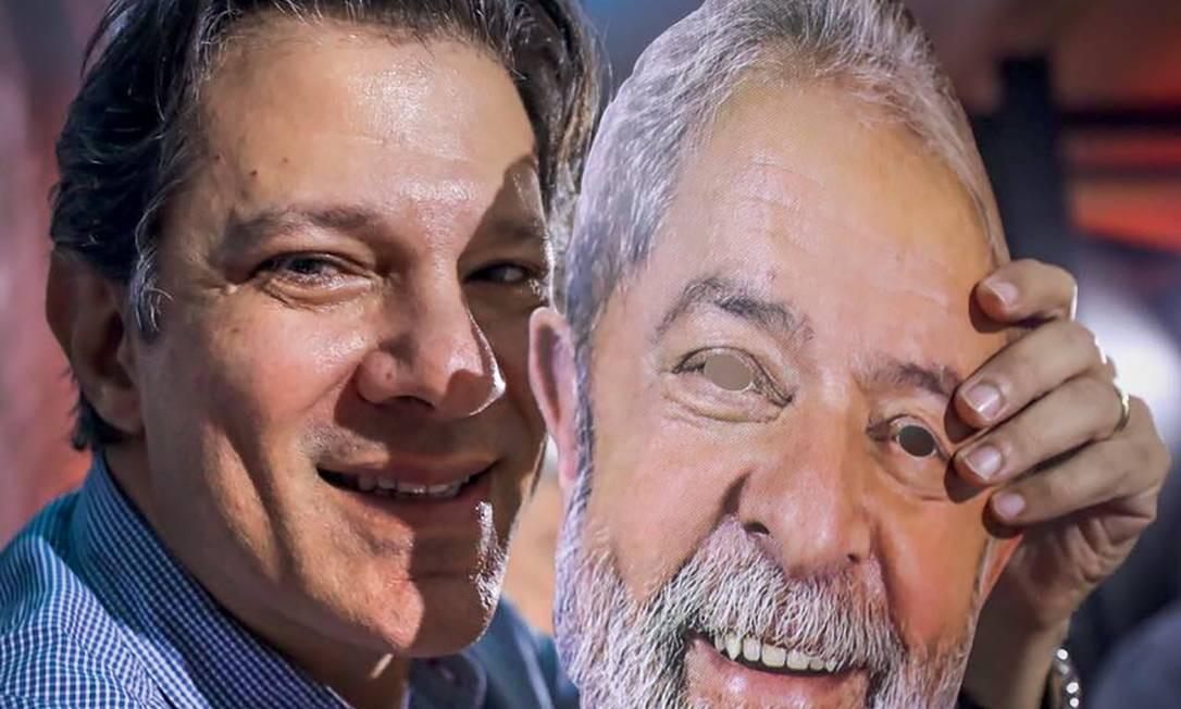 Lula disse 'não' aos pedidos de Haddad Foto: Ricardo Stuckert / Agência Lula