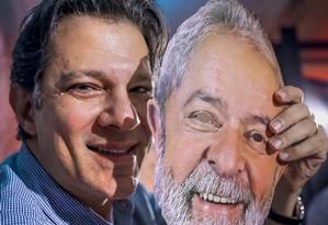 No domingo, dia em que a prisão de Lula completa um ano, haverá um ato na frente da sede da PF Foto: Ricardo Stuckert / Agência Lula