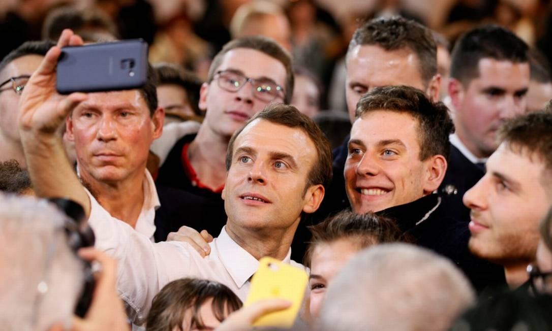 Foto: EMMANUEL FOUDROT / REUTERS