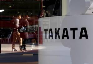 No mundo, 24 pessoas morreram por causa de defeito no airbag da Takata Foto: Toru Hanai / Reuters