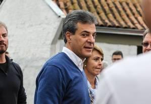 Beto Richa é acusado de corrupção Foto: Geraldo Bubniak / Agência O Globo