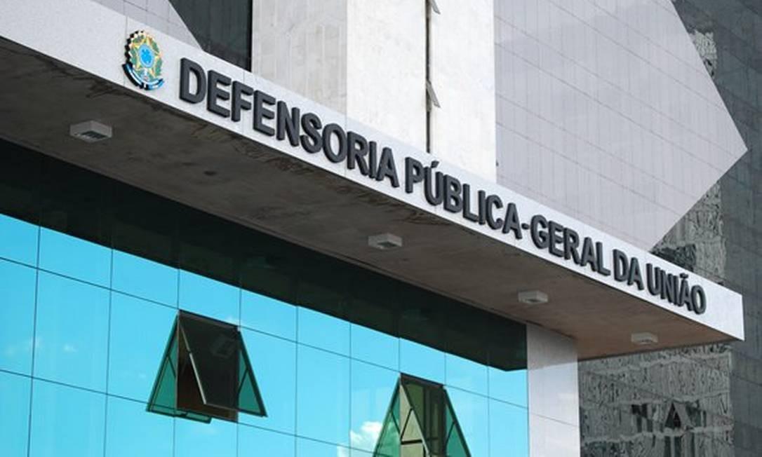 Defensoria Pública da União elevou gastos com diárias, e MPF alega que não há justificativa para despesas Foto: Agência O Globo