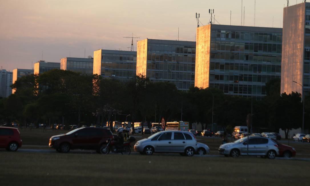21 mil postos foram extintos Foto: Jorge William/Agência O Globo