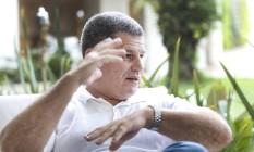 O ministro da Secretária-Geral da Presidência, Gustavo Bebianno 05/02/2019 08/10/2018 Foto: Marcos Ramos / Agência O Globo