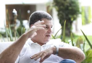 Bebianno já havia rejeitado diretoria de Itaipu e posto em embaixada Foto: Marcos Ramos / Agência O Globo