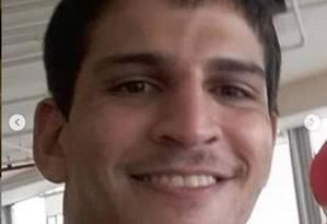 O universitário Vinícius Batista Serra Foto: Instagram / Reprodução