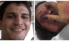 Vinicius, agressor de Elaine Foto: