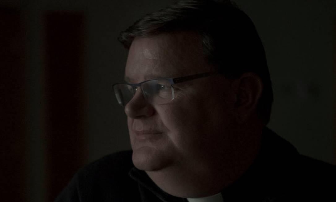 Padre Eric Greiten se assumiu gay durante uma missa: sacerdote chegou a cogitar suicídio durante seminário Foto: Gabriella Demczuk