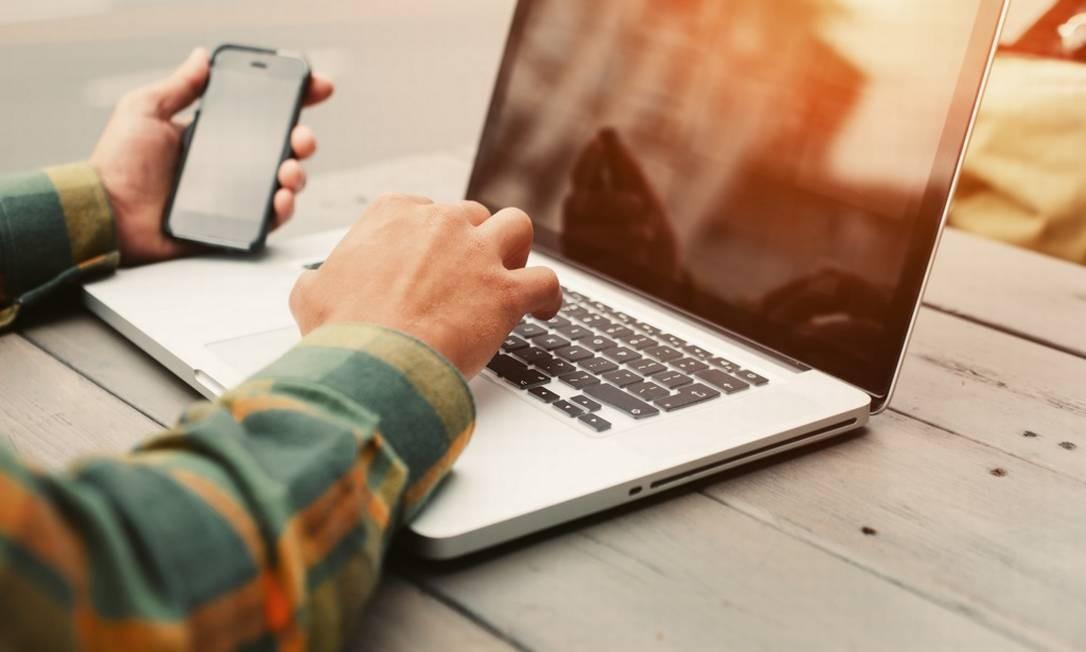 As plataformas digitais, como a modalmais, se tornaram aliadas de quem busca o melhor retorno de investimentos Foto: Fotolia