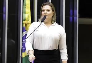 Deputada Joice Hasselmannn Foto: Agência Câmara