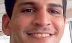 Vinícius, que faz faculdade de Direito, em uma foto que publicou no Instagram: faixa marrom de jiu-jitsu, ele já atacou parentes dentro de casa Foto: Reprodução