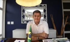 O ex-ministro daSecretaria-Geral, Gustavo Bebianno 08/10/2018 Foto: Marcos Ramos / Agência O Globo