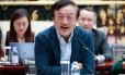 O fundador da Huawei, Ren Zhengfei, afirmou que a prisão da sua filha Meng Wanzho é política