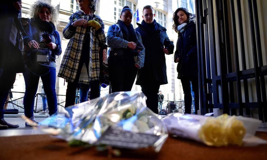 Karl Lagerfeld morreu nesta terça-feira. Além da Chanel, ele tinha uma marca homônima e ainda pilotava a italiana Fendi Foto: LIONEL BONAVENTURE / AFP