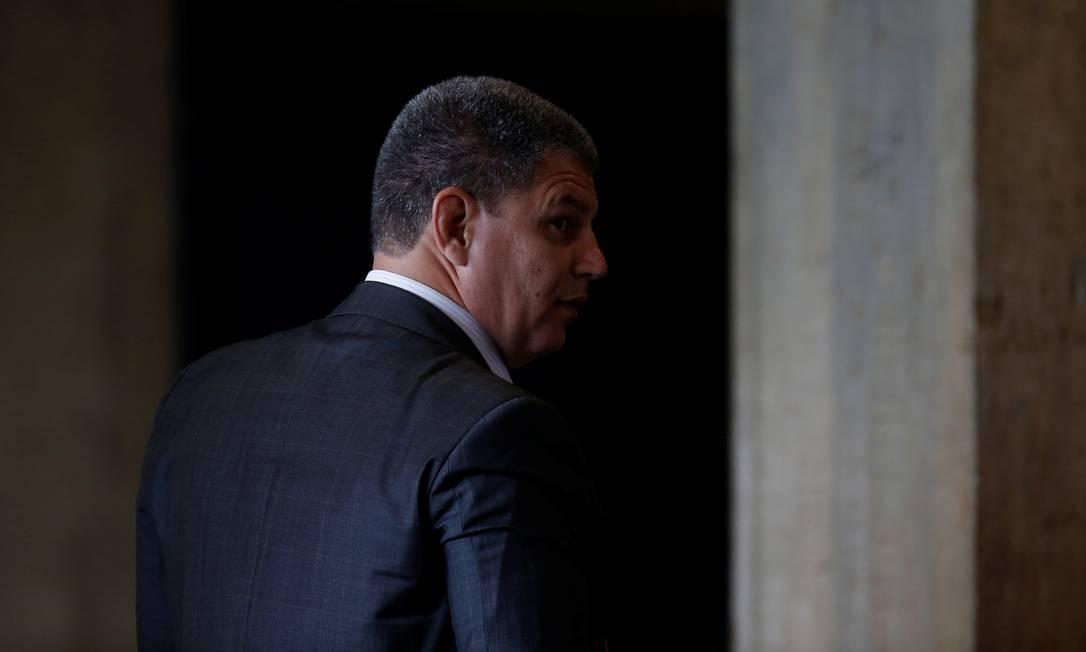O ex-ministro Gustavo Bebianno Foto: ADRIANO MACHADO / REUTERS