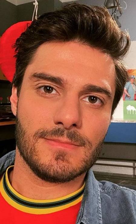 Hugo usa as redes sociais para trocar ideias Foto: Reprodução/ Instagram