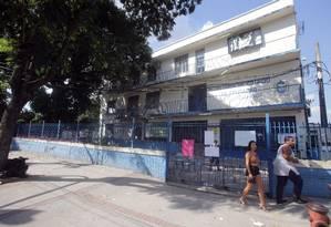Colégio estadual Bangu tem vaga no turno da tarde Foto: Rafael Moraes / Agência O Globo