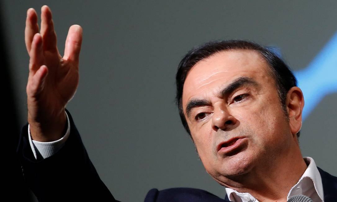 Para advogado de Carlos Ghosn, 'as relações de amizade não excluem as relações de negócios' Foto: Eric Gaillard / REUTERS