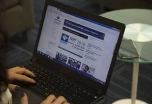 Informes de rendimento têm que ser entregues até o fim de fevereiro Foto: Alexandre Cassiano / Agência O Globo