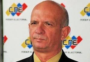 Hugo Carvajal, ex-chefe de Inteligência do governo da Venezuela Foto: Reprodução