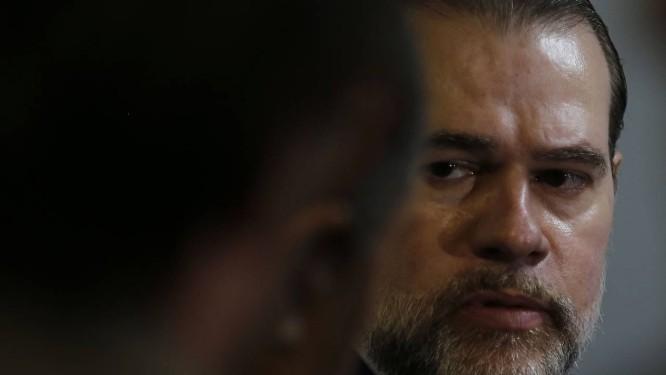 Robalinho: Toffoli abrir inquérito é 'absolutamente inconstitucional' Foto: Jorge William / Agência O Globo