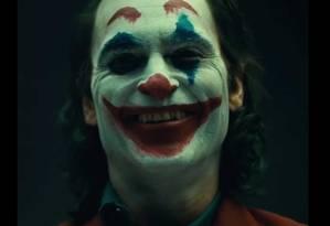 Joaquin Phoenix como o personagem-título do filme