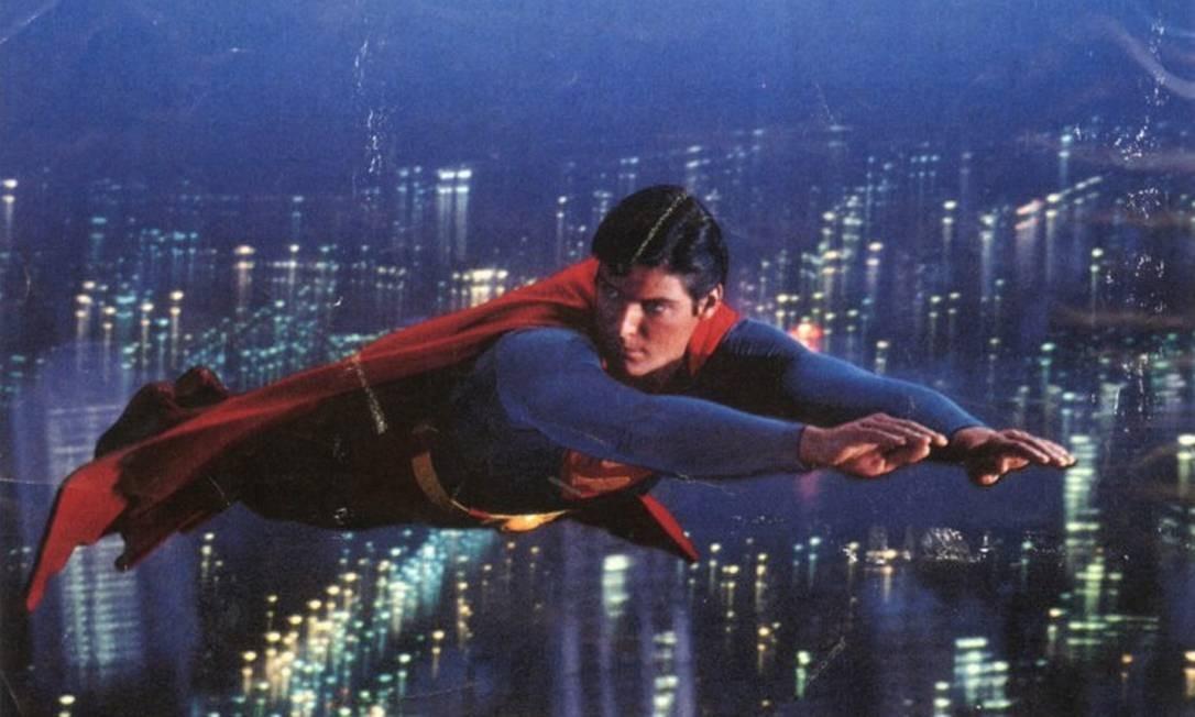 'Superman' (1978) Custou: US$ 55 milhões Rendeu nos EUA: US$ 134,4 milhões E pelo mundo: U$$ 166 milhões Foto: Divulgação