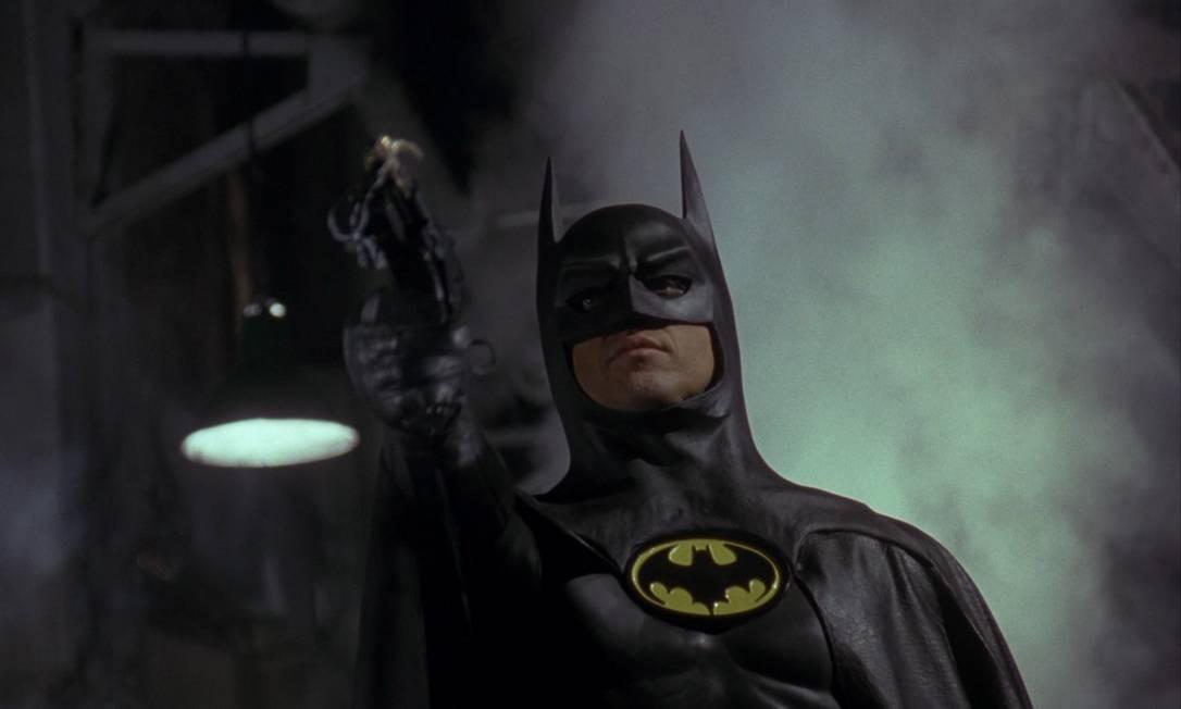 'Batman' (1989) Custou: US$ 35 milhões Rendeu nos EUA: US$ 251,2 milhões E pelo mundo: US$ 160,2 milhões Foto: Divulgação