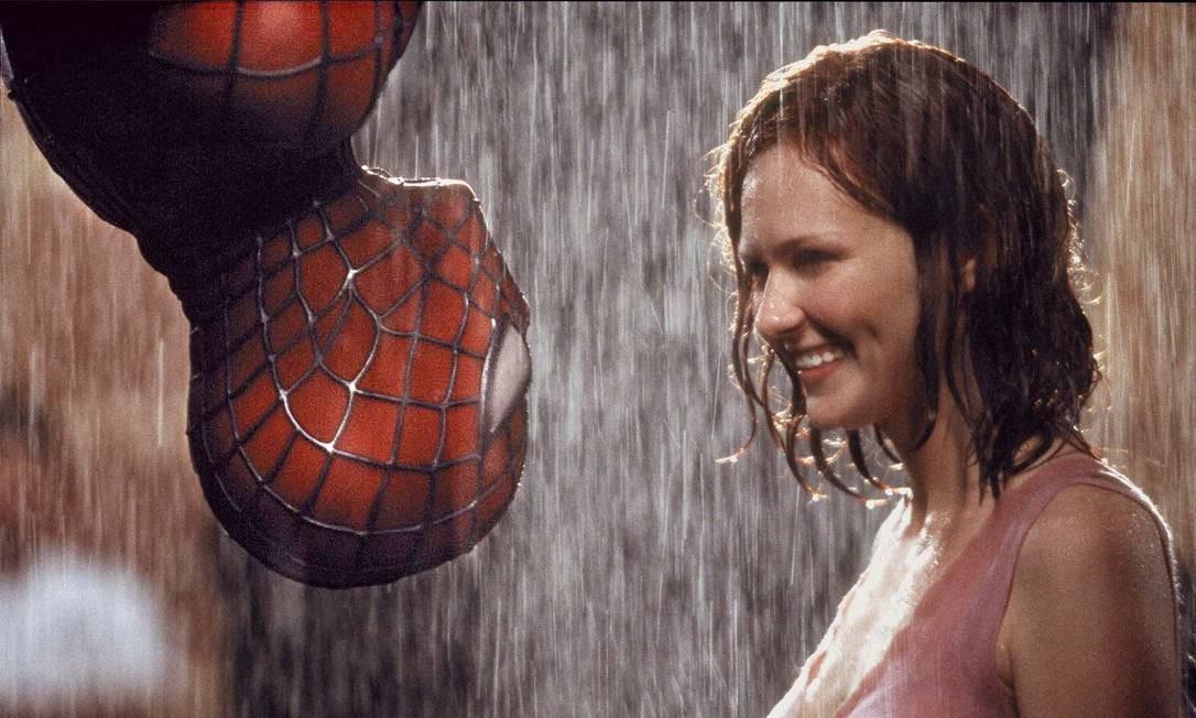 'Homem-Aranha' (2002) Custou: US$ 139 milhões Rendeu nos EUA: US$ 403,7 milhões E pelo mundo: US$ 418 milhões Foto: Doug Hyun / AP