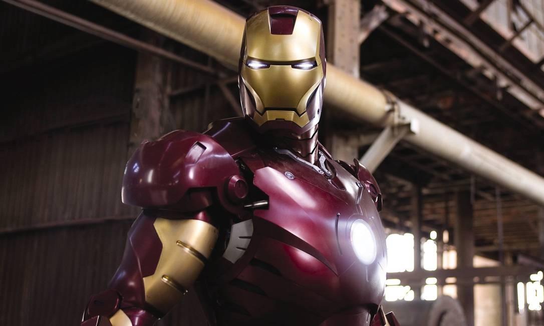 'Homem de Ferro' (2008) Custou: US$ 140 milhões Rendeu nos EUA: US$ 318,4 milhões E pelo mundo: US$ 266,8 milhões Foto: Divulgação
