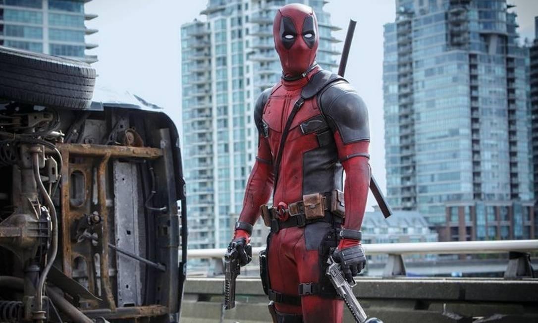 'Deadpool' (2016) Custou: US$ 58 milhões Rendeu nos EUA: US$ 363 milhões E pelo mundo: US$ 420 milhões Foto: Divulgação
