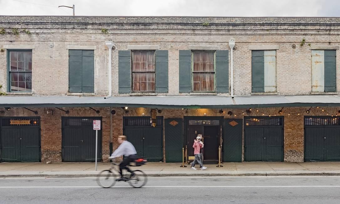 Republic é uma das melhores casas de show da cidade Foto: Sara Essex Bradley / The New York Times