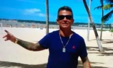 Luiz Claudio Sant'Anna, o Lico, vivia vida tranquila na Paraíba Foto: Reprodução