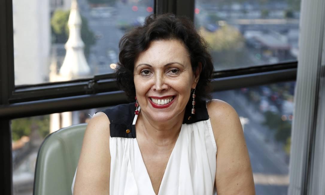 Ana Amelia Camarano, pesquisadora do Ipea Foto: Fábio Rossi / Agência O Globo