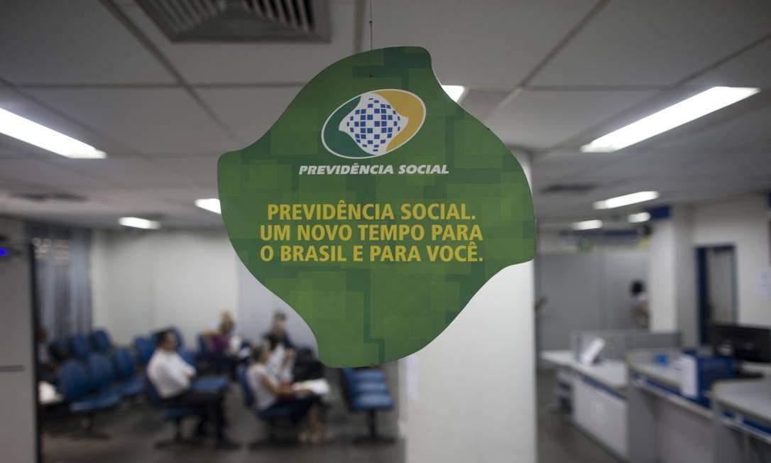 Alterações no sistema previdenciário vai atingir milhões de brasileiros Foto: Márcia Foletto / Agência O Globo