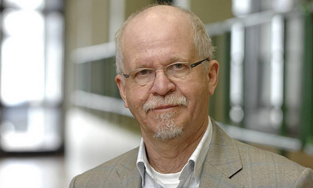 O economista alemão Klaus Klemm, um dos especialistas em Educação Inclusiva da Comissão Alemã da Unesco Foto: Divulgação