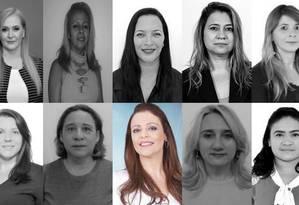 Dez candidatas do PRB receberam R$ 4,5 milhões Foto: Divulgação