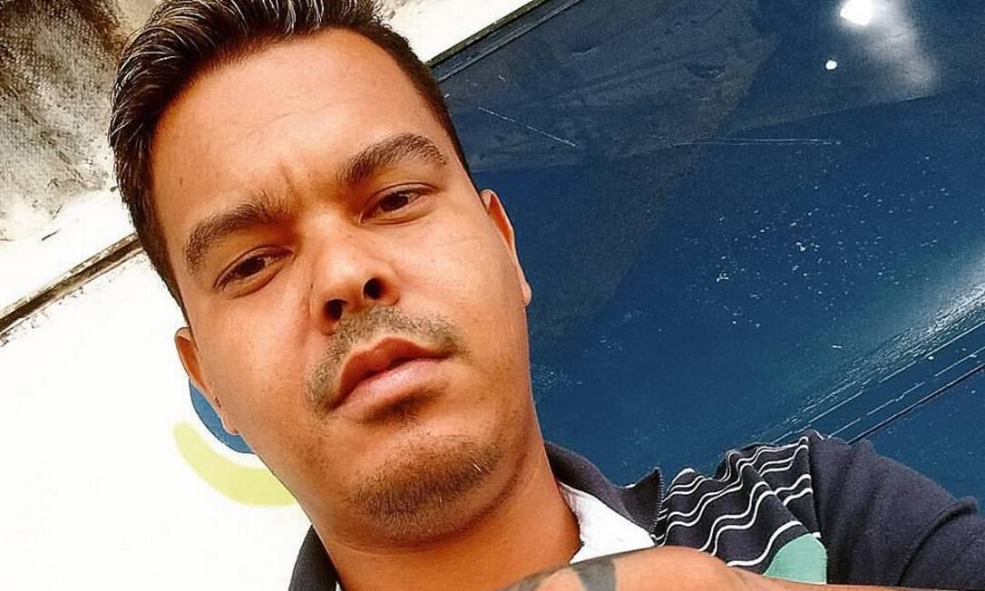 Filho de Uê foi assassinado com mais de 40 tiros Foto: Reprodução