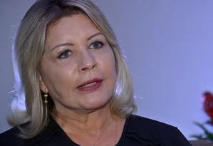 A senadora Selma Arruda (PSL-MT) Foto: Reprodução / TV Globo