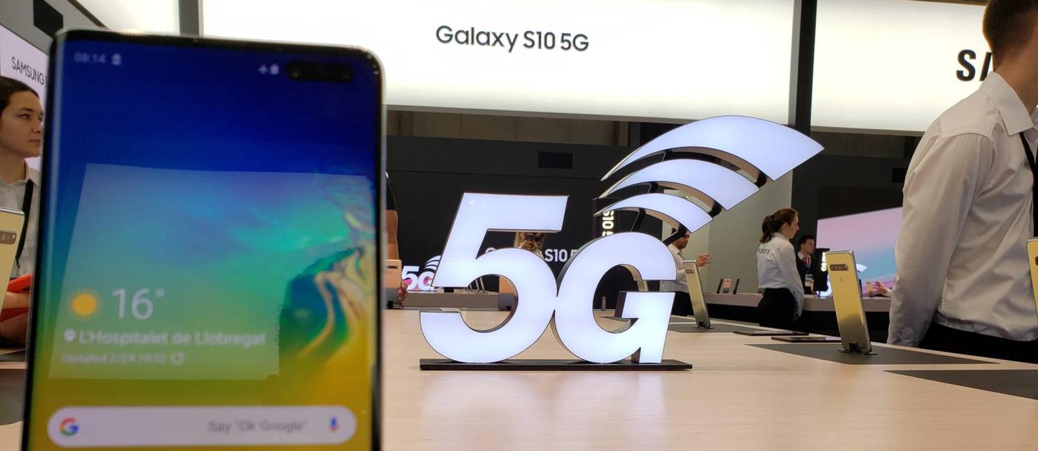 Celulares com tecnologia 5G: realidade no mundo, mas sonho distante no Brasil