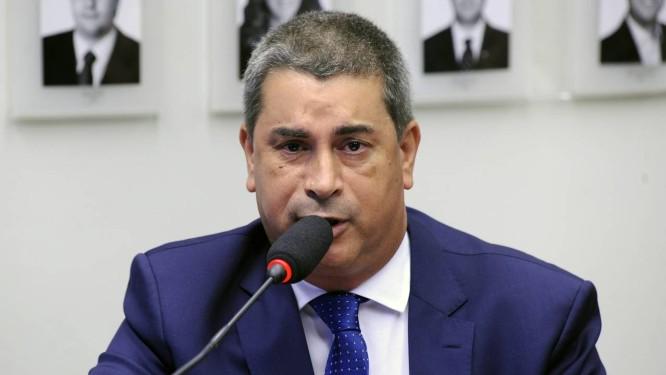 Deputado Coronel Tadeu Foto: GILMAR FELIX / Agência Câmara