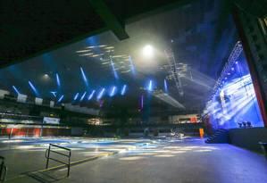 Além de shows, local abrigará eventos corporativos e festas particulares Foto: Marcelo Regua / Agência O Globo