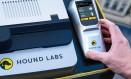 O bafômetro da Hound Labs é capaz de detectar o uso recente da maconha Foto: DIVULGAÇÃO