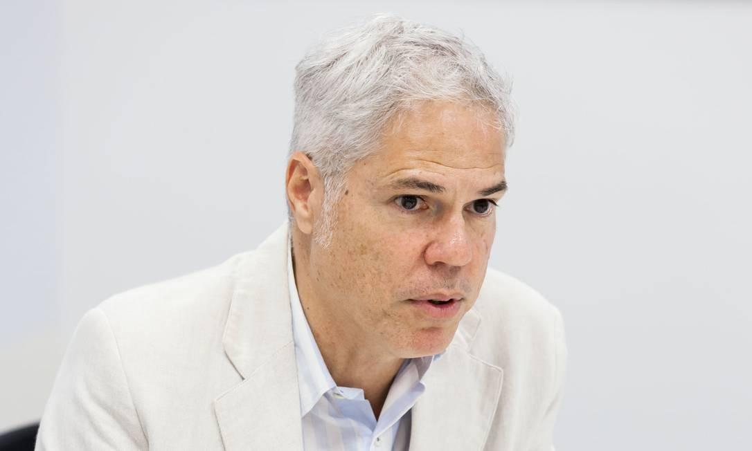 Carlos Pereira, cientista político e professor titular da FGV Foto: Cicero Rodrigues / FGV